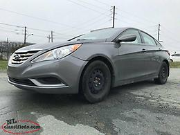 2012 Hyundai Sonata GL at