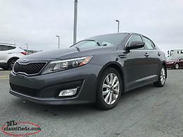 2014 Kia Optima EX at Sunroof