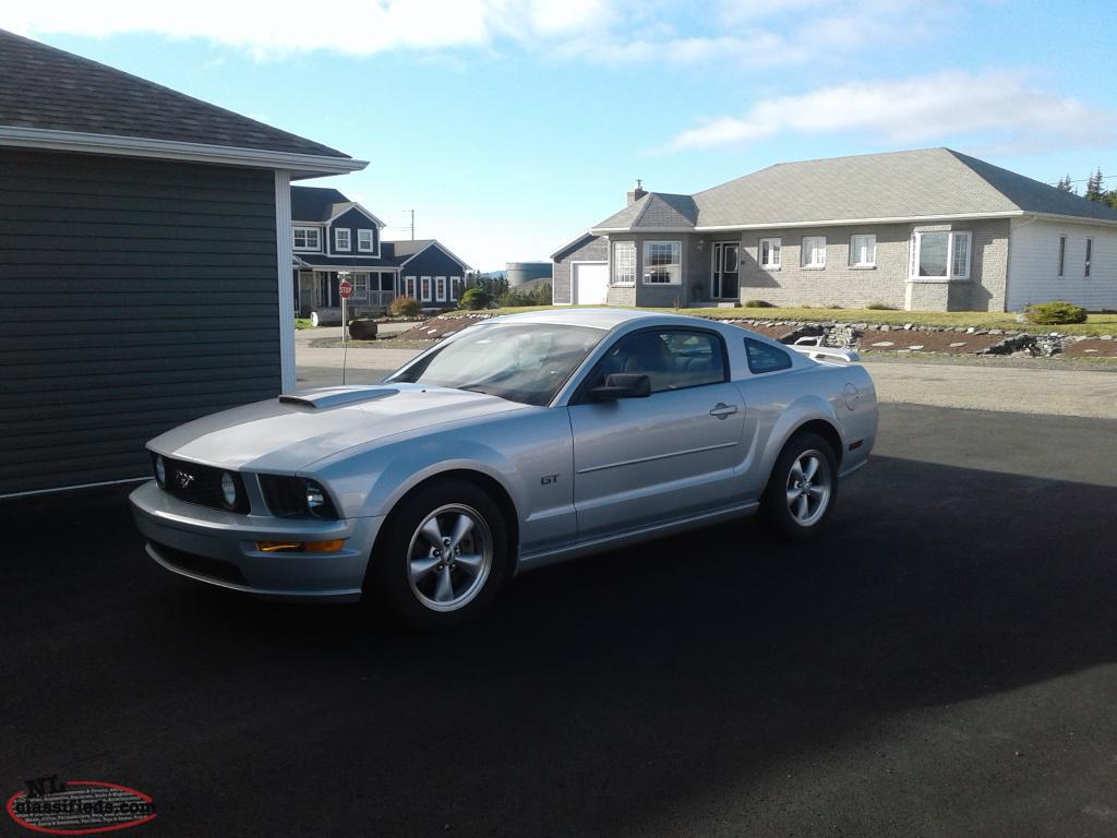 2007 mustang gt private sale