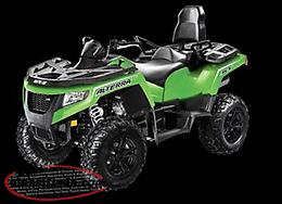 $$$$$$$ BIG SAVINGS 2017 Arctic Cat TRV 700 $$$$$$