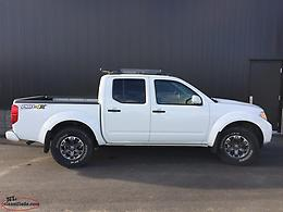 2018 Nissan Frontier Pro-4X with Leather Package