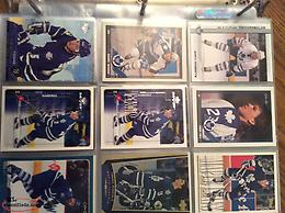 Hockey cards, Continued