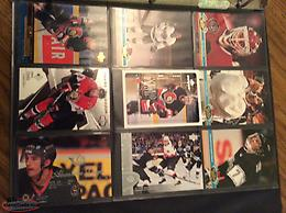 Hockey cards, again, continued!