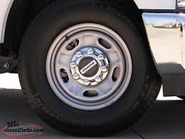 "2018 Ford F-250 17"" Rims/ 245/75/R17 Tires"