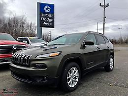 2014 JEEP CHEROKEE NORTH 4X4 - ONLY $72 WEEKLY AT MARSH MOTORS!!!!!!
