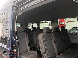 2016 FORD TRANSIT HIGH ROOF 15 PASSENGER WITH 78,000KMS