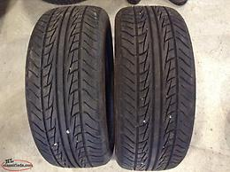 P225/50R17 Tiger Paw All Season Tires