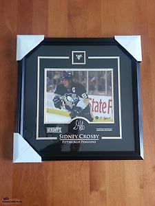 Sidney Crosby framed picture