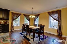 Open concept energy efficient! MOTIVATED SELLER!