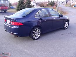 2006 Acura TSX- Auto- Leather - Sunroof- INSPCTED