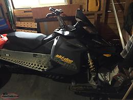 2008 Summit Ski-doo (800)