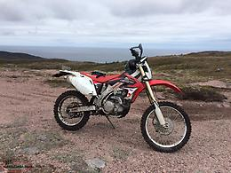 Stolen dirtbikes and trailer