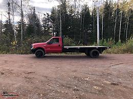 Ford 550 Flatdeck-MOTIVATED TO SELL