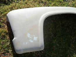 feft side fiberglass fender to fit 53 to 56 ford pu $200.00