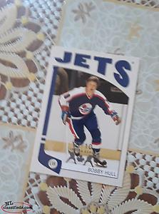 bobby hull card