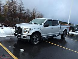 2015 F150 FX4 PACKAGE CREW CAB
