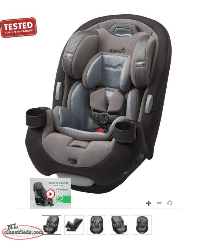 Safety 1st Grow And Go Air 3 In 1 Car Seat