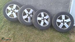 15inch Tires and Rims for sale