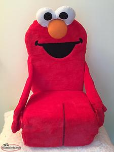 Elmo foam chair for sale