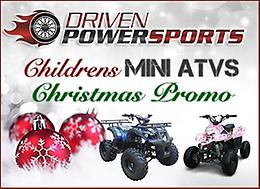 Children's Mini ATV Christmas PROMO!!!
