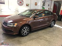 2016 VOLKSWAGON JETTA SEDAN 1.8 T SPORT - SOLD!!!
