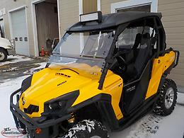 2015 BOMBARDIER CAN-AM 800 XT DPS