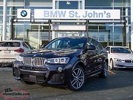 2016 BMW X4 $273 B/W (Plus Tax)