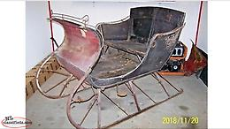 Horse drawn Sleigh ( Looking ) FOR