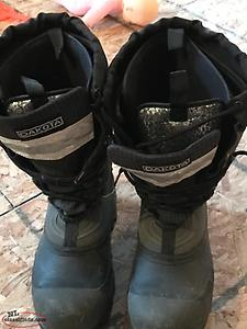 Dakota winter insulated boots