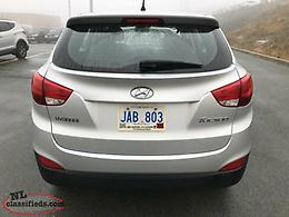 2013 Hyundai Tucson GL AWD at