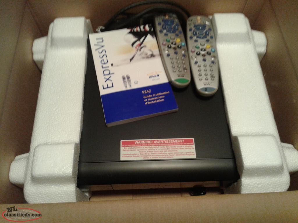 Sharing Bell Satellite Receivers