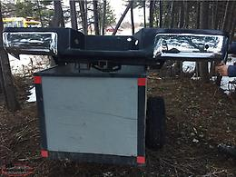 Ford F150 Rear Step Bumper