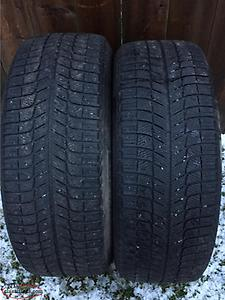 235/60R16 Winter Tires