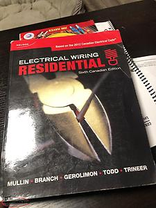 Apprentice Electrician Books