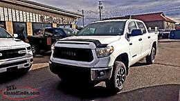 REDUCED PRICE! 2015 Toyota Tundra SR5 Crew Max