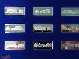 classic car miniature collection