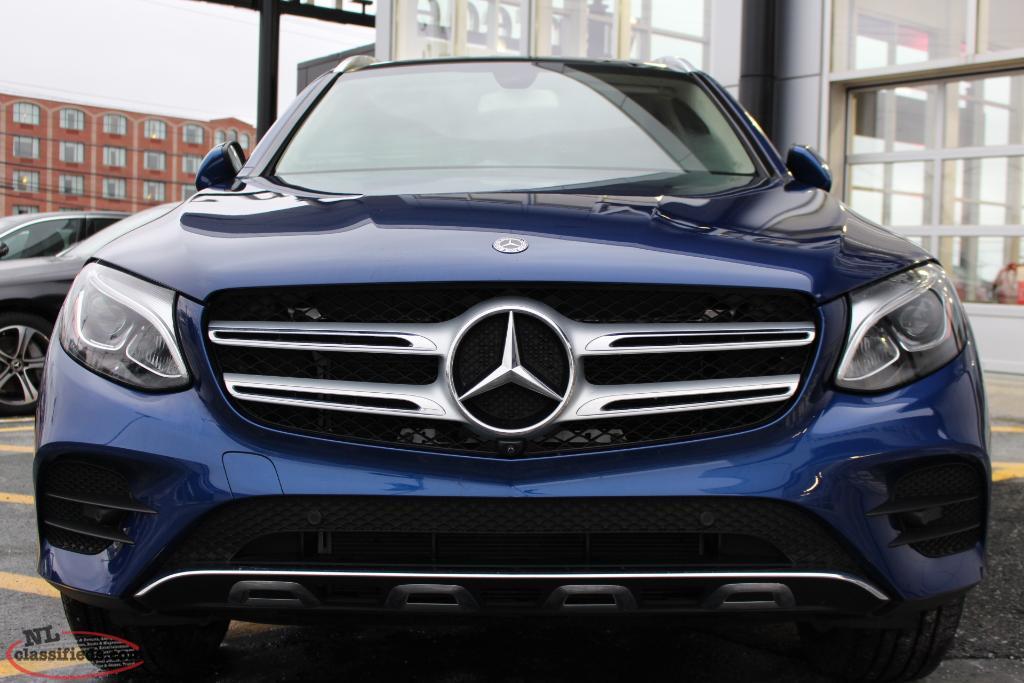 2018 Mercedes Benz Glc300 Free Extended Warranty St John S