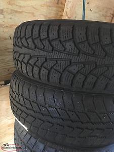 Winter Tires For Sale >> For Sale Winter Tires P215 55r17 Botwood Newfoundland Labrador