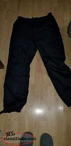 Mens Misty Mountain Snow Pants
