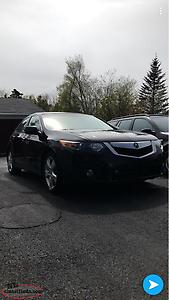 2009 Acura TSX Low Km