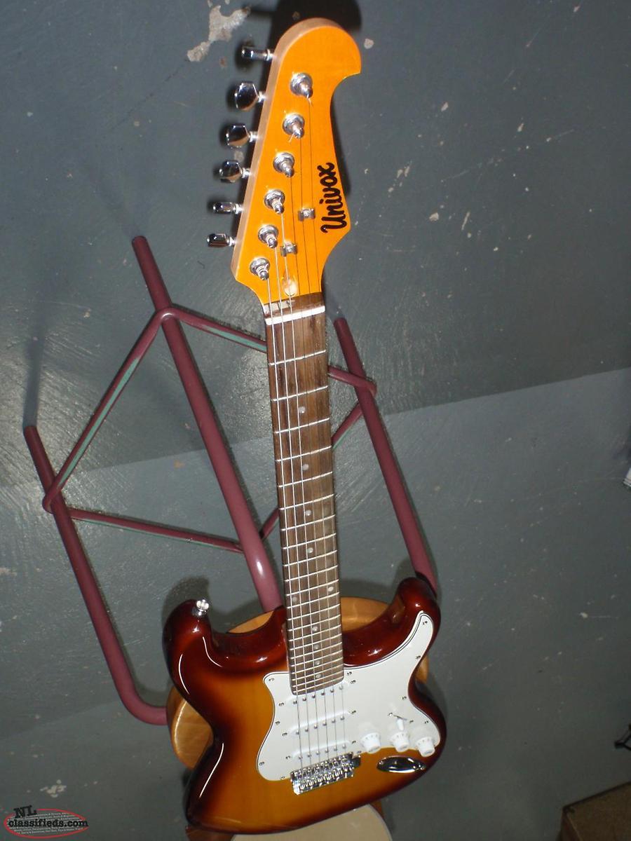 dating univox guitarer