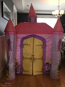 Huge Princess Castle Indoor Playhouse