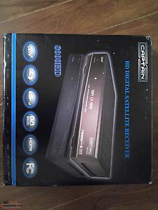 Captain Digital Satellite Receiver
