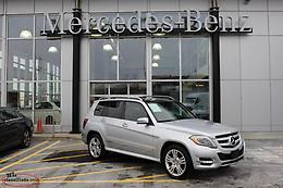 2015 Mercedes-Benz GLK250 Diesel - Free Two Year Extended Warranty