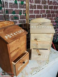 Come shopping-Vegetable bins