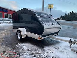 2017 High Country 5x10 Clamshell Snow
