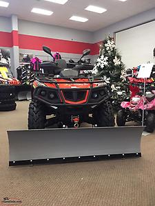 Hisun 550 ATV with EPS
