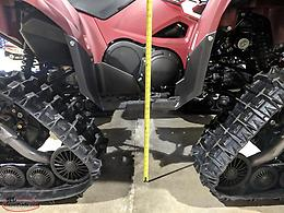 Yamaha 4x4 ATV's With Camso Track Kit & Winch Starting @ $10,499