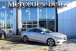 2017 Mercedes-Benz CLA250 4M - Free Winter Tires & Two Year Extended Warranty