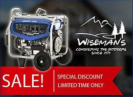 YAMAHA GENERATOR SALE ON NOW!